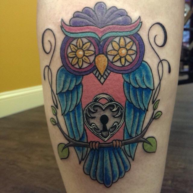 Tattoo by: Mike Brown, Local Color Tattoos & Piercing, West Chester PA