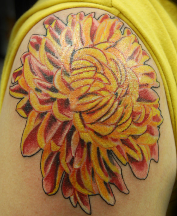 Tattoo by: Alex Miller