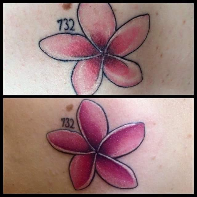 Tattoo by: Shannon Brown, Local Color Tattoo & Piercing, West Chester PA